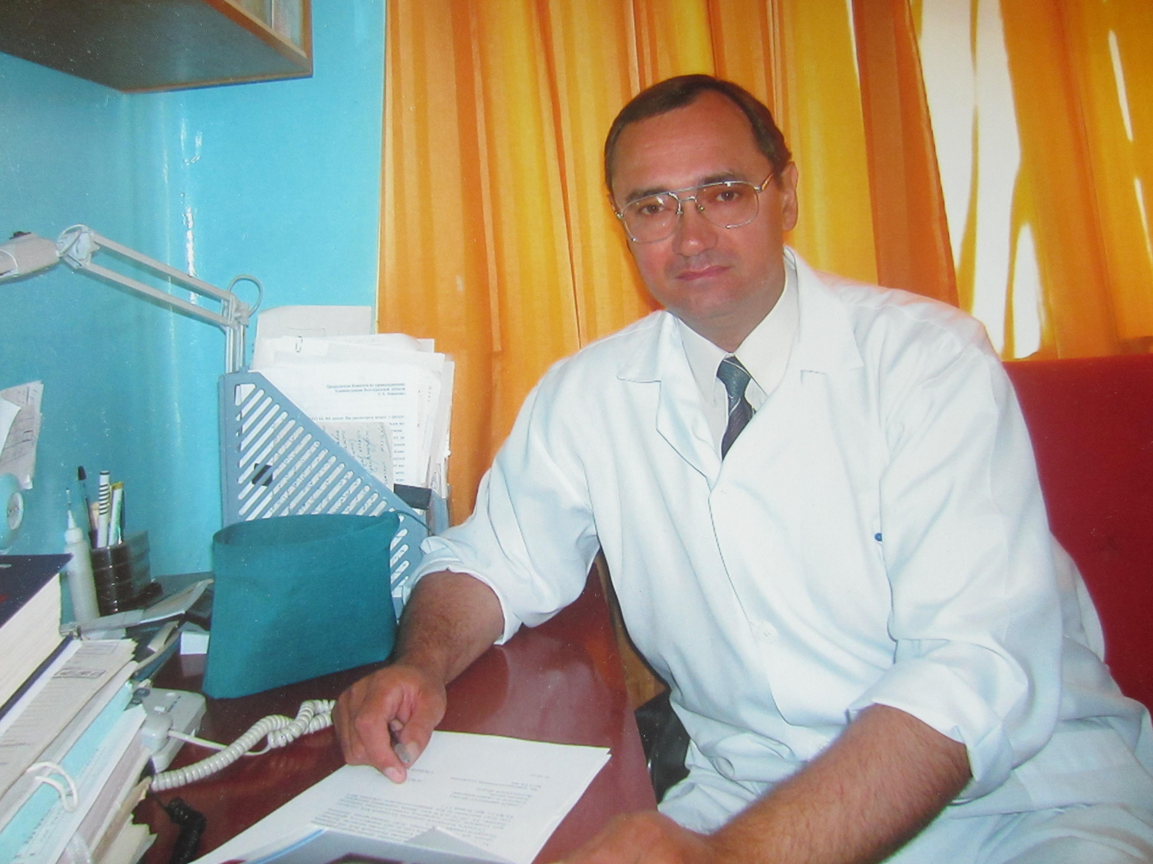 Грошев Юрий Владимирович