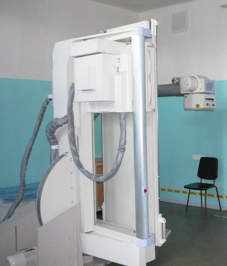 Рентгенодиагностический кабинет