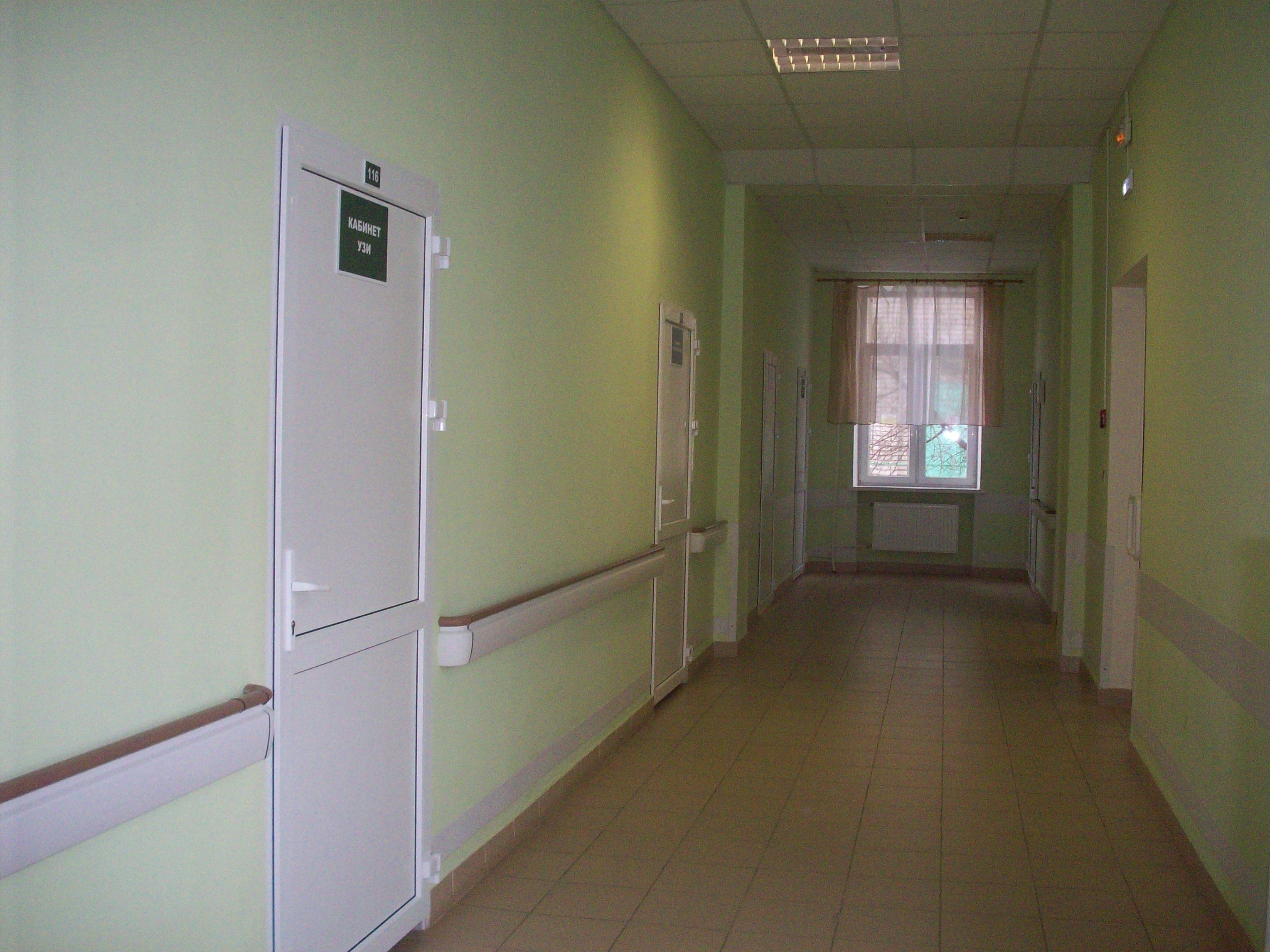 Детские поликлиника 34