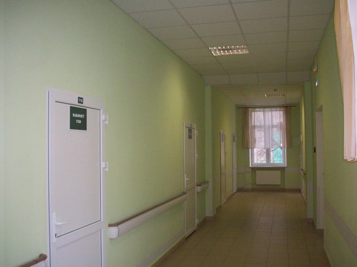 Центральная поликлиника гкб 6 оренбург